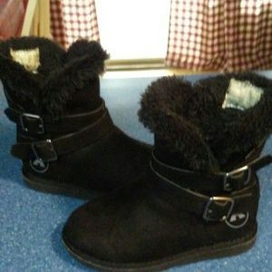 Toddler's air walks winter boots